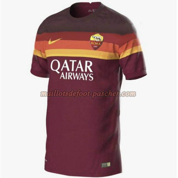 maillot as rome 2020-2021 domicile