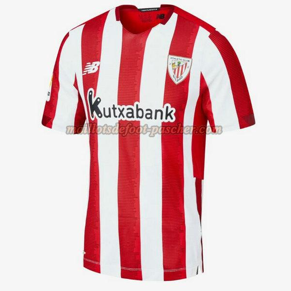 maillot athletic bilbao 2020-2021 domicile