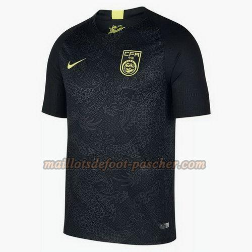 maillot chine 2018 exterieur