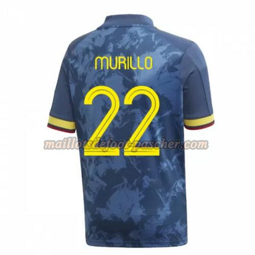 maillot colombie 2020 exterieur murillo 22