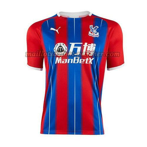 maillot crystal palace 2019-2020 domicile