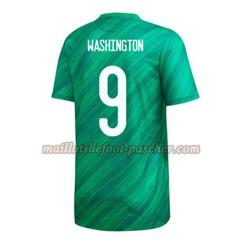maillot irlande du nord 2020 domicile conor washington 9