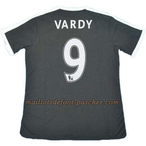 maillot leicester city 2015-2016 exterieur vardy 9