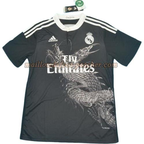 maillot manche courte real madrid 2014-2015 exterieur