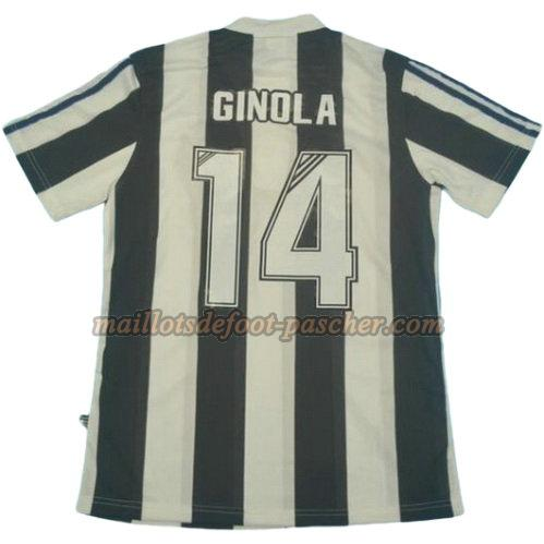 maillot newcastle united 1995-1997 domicile ginola 14
