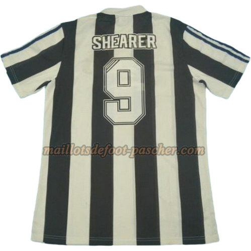 maillot newcastle united 1995-1997 domicile shearer 9