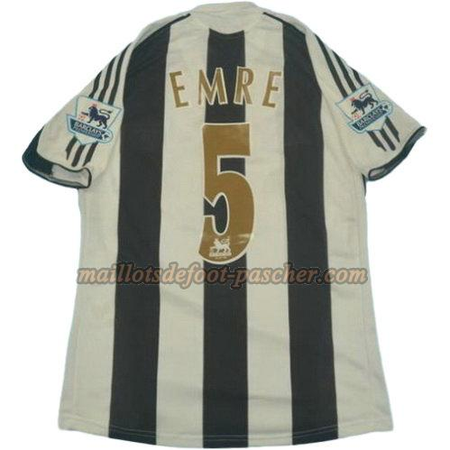 maillot newcastle united 2005-2006 domicile emre 5