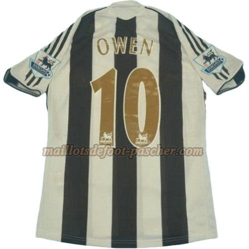 maillot newcastle united 2005-2006 domicile owen 10