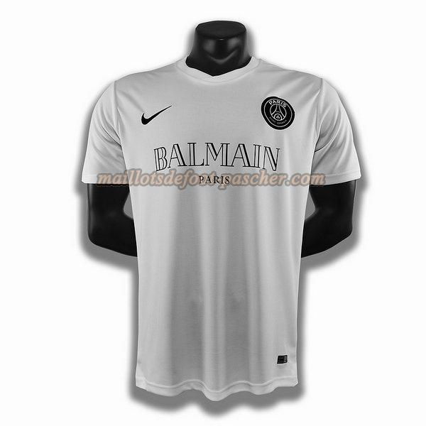 maillot psg training player blanc