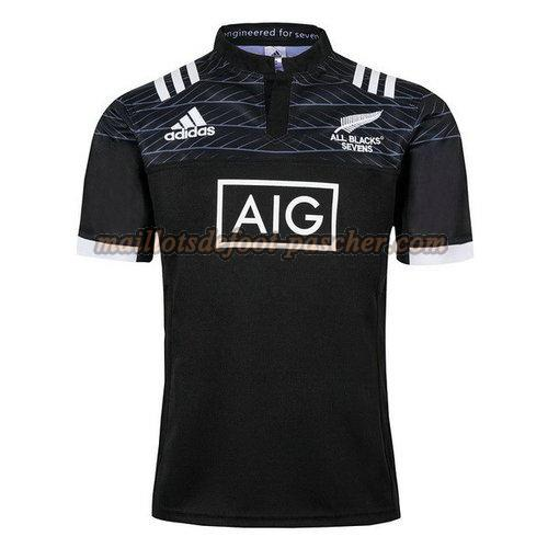 maillot rugby all blacks 2018 domicile noir