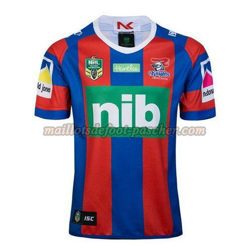 maillot rugby newcastle knights 2018 domicile rouge