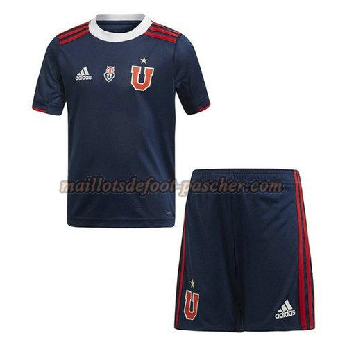 maillot universidad de chile 2019-2020 domicile enfants
