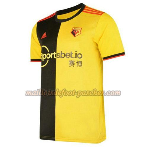 maillot watford 2019-2020 domicile