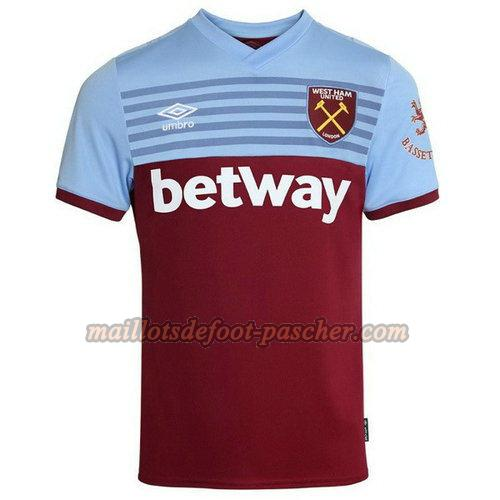 maillot west ham united 2019-2020 domicile
