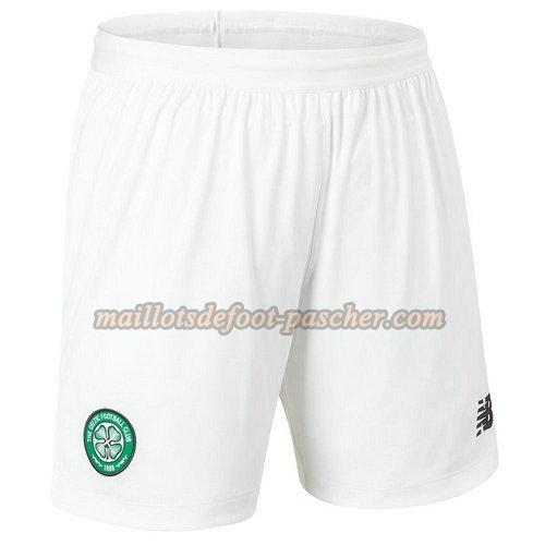 shorts celtic glasgow 2019-2020 domicile