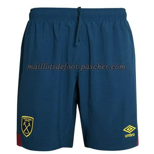 shorts west ham united 2018-2019 exterieur