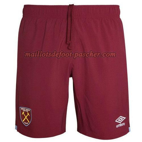 shorts west ham united 2019-2020 domicile